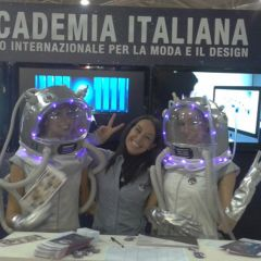 Fashion and design meet electronic music: the Accademia Italiana at Nextech