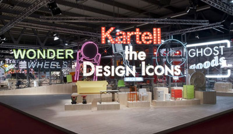 Kartell, an italian story in 400 pages - Accademia Italiana