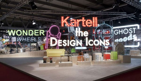 Kartell, an italian story in 400 pages