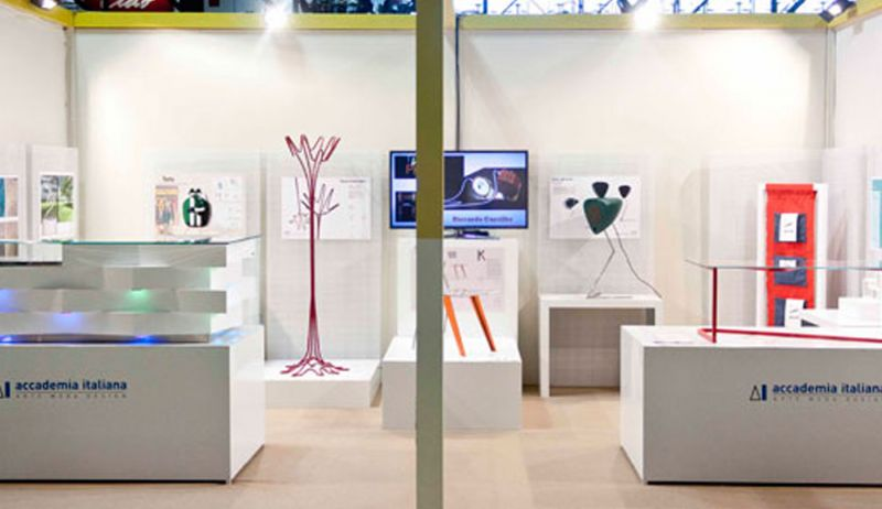 Showcase for young designers at the Salone Satellite in Milan