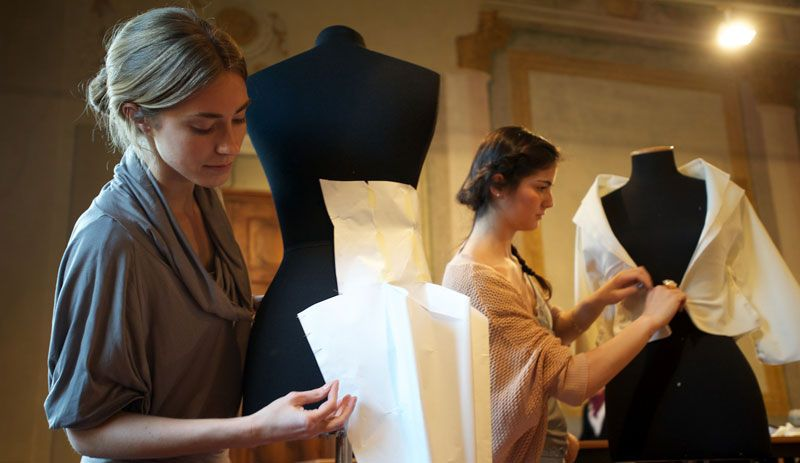 The fashion and design school in Rome will participate in AltaRoma, a prestigious high fashion event
