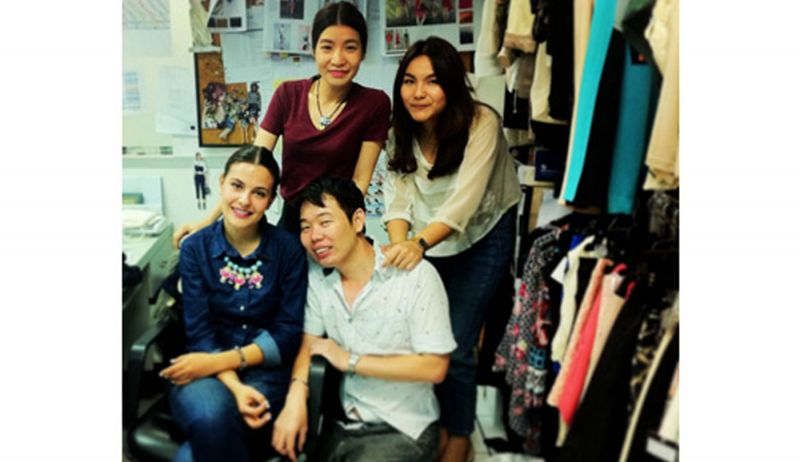 BANGKOK CALLS ITALY, THE EXPERIENCE OF AN ACCADEMIA ITALIANA FASHION DESIGN GRADUATE