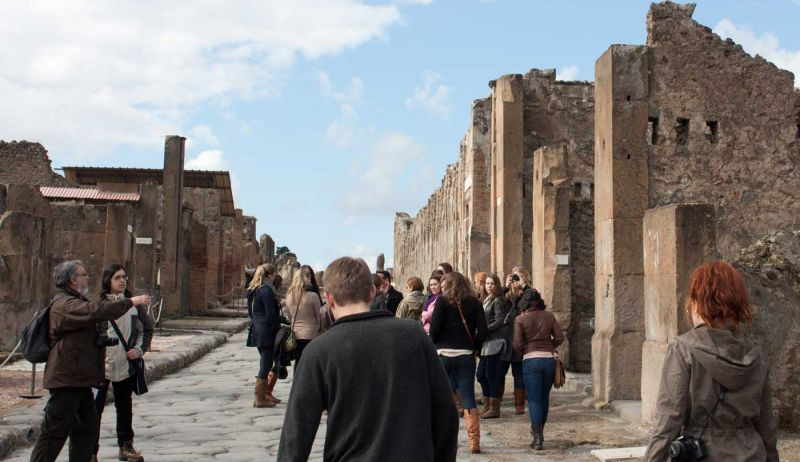 study abroad trip and escusrion
