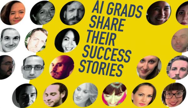 AI grads share their success stories