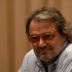 Encounter with Oliviero Toscani at the Accademia Italiana