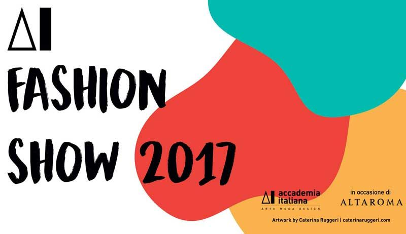 Accademia Italiana 2017 fashion show