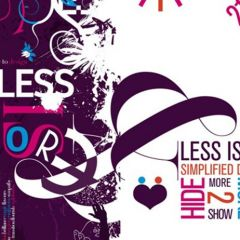 Less is more or Less is a bore?
