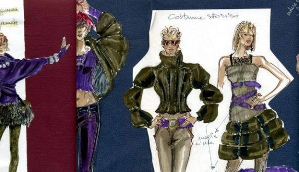 SUMMER COURSE IN FASHION ILLUSTRATION